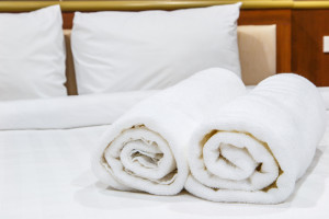 Textiles for hotels and restaurants